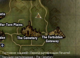 holy ark of secrecy2 location
